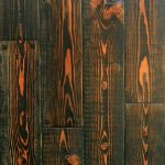Fir flooring coastal resawn ebony