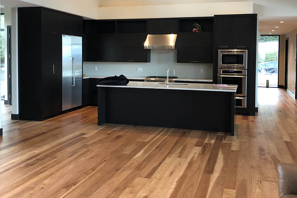 hickory hardwood flooring