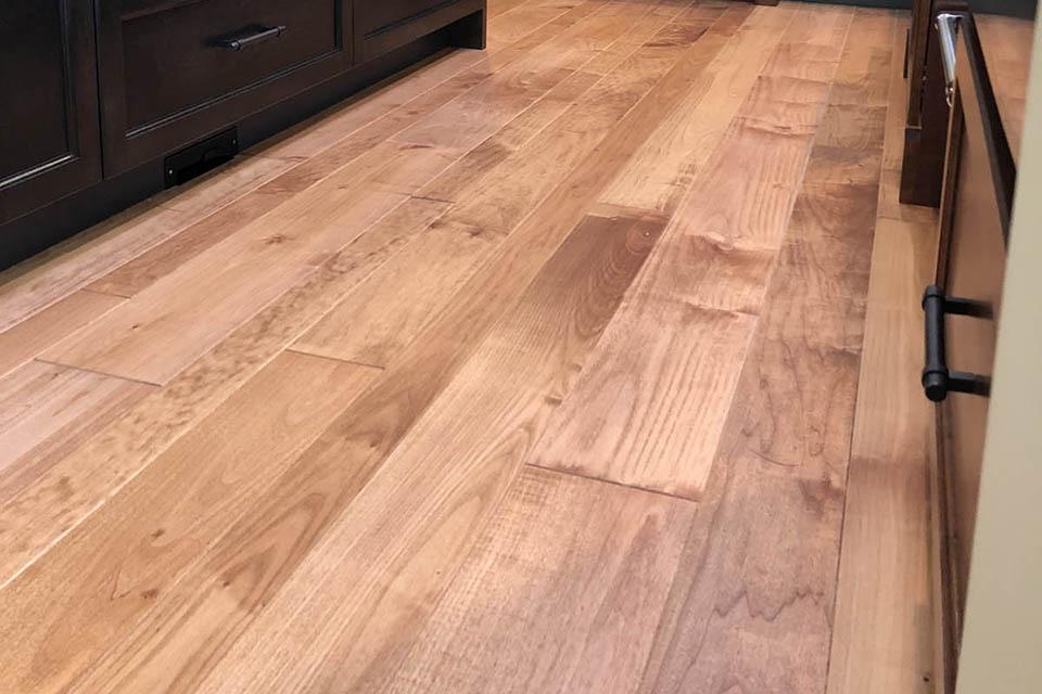 Maple in Kitchen