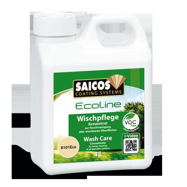 Saicos Eco wash care