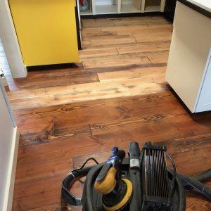 Flooring Repair