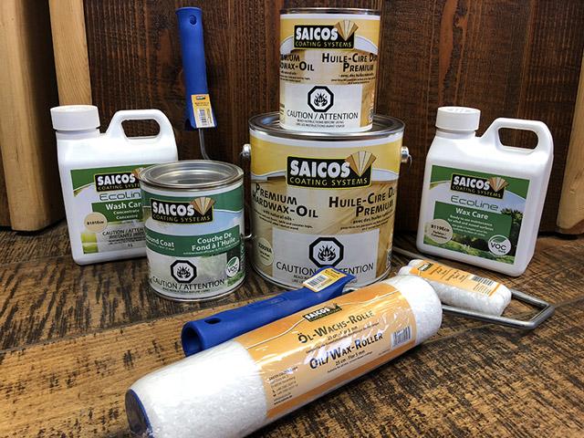 Saicos Canada products